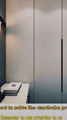 Bedroom Cupboard Designs, Bedroom Cupboards, Bedroom Closet Design, Bedroom Furniture Design, Master Bedroom Design, Wardrobe Interior Design, Wardrobe Door Designs, Closet Designs, Modern Wardrobe Designs