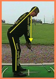 Expert Golf Tips For Beginners Of The Game. Golf is enjoyed by many worldwide, and it is not a sport that is limited to one particular age group. Not many things can beat being out on a golf course o Golf Putting Tips, Golf Chipping, Chipping Tips, Golf Instruction, Golf Tips For Beginners, Golf Exercises, Stretching Exercises, Yoga Moves, Perfect Golf