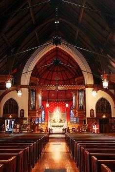 All Saints Episcopal Church, Downtown