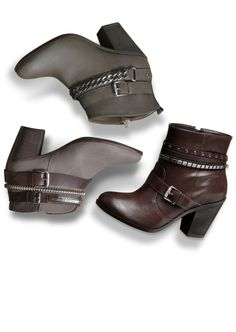 country boots - brown shoes - winter - correntes - cinza - Inverno 2015 - Ref. 15-1402 | 15-5701 | 15-1401