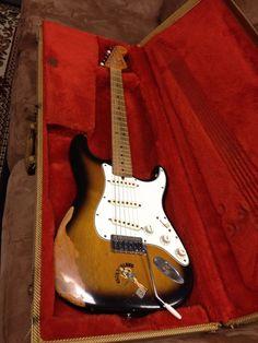 Fender Stratocaster 1986 '57 Reissue in Musical Instruments & Gear, Vintage…