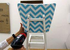 Reciclá los respaldos de tus sillas