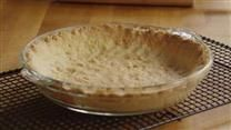 Easy Pie Crust, up the sugar to a TB.