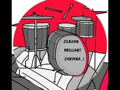 "RALPH NICOLOFF ART 2016 ""ZILDJIAN BRILLIANT ZANTANA!"" ROCK ON NEPHEW... ..."