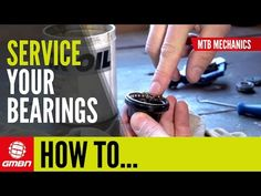 How To Service Your Bearings | Mountain Bike Maintenance - YouTube