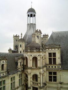 Château de Chambord, Vallée de la Loire