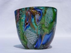 Murano - A. Ve. M glass vase