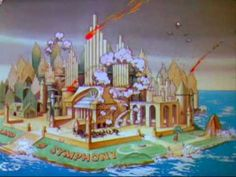 Silly Symphony - Music Land There's a musical Romeo and Juliet Vintage Cartoons, Old Cartoons, Classic Cartoons, Walt Disney Cartoons, Disney Musik, Disney Full Movies, Music Land, Comedia Musical, Best Love Stories