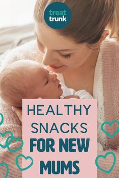 As a breastfeeding mum, your nutrient intake needs to be higher than usual, so for those times when you have a baby that just won't be put down, having a stash of healthy snacks on hand can really help maintain your mood and energy levels. Find healthy snacks for breastfeeding mums, whether you're vegan, paleo or gluten free too. Healthy Packaged Snacks, Snack Boxes Healthy, Healthy Snack Options, Healthy Fats, Caring For Mums, New Mums, Feel Tired, Energy Level, Happy Baby