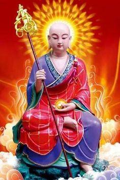 地藏王菩薩 Dalai Lama, Tibet, Buddha Art, Guanyin, Patron Saints, Hinduism, Kung Fu, Buddhism, Lamas