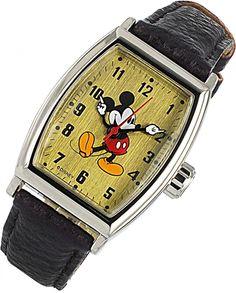 #Disney #Mickey #Mouse ZR 25645 Handaufzug #Kinderuhr günstig kaufen