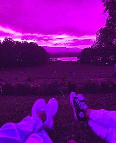 Violet Aesthetic, Dark Purple Aesthetic, Lavender Aesthetic, Neon Aesthetic, Aesthetic Images, Aesthetic Collage, Purple Wall Art, Purple Walls, Bedroom Wall Collage
