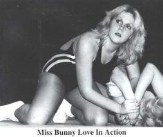 Womens Pro Wrestling: Miss Bunny Love - Classic Womens Pro Wrestling
