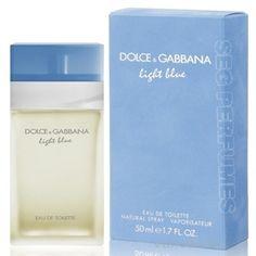 Perfumes Importados Dolce & Gabbana Light Blue Feminino.  Para mulheres que adoram a vida.  http://www.segperfumesimportados.com/loja/dolce-e-gabbana