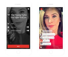 Google's video powerhouse YouTube istoday takingits latest step to compete with Facebook Live and Twitter's Periscope to bethe go-to platform for live..