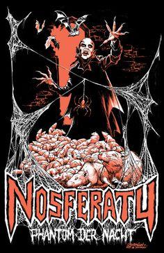 Watch Nosferatu the Vampyre HD Streaming Arte Horror, Horror Art, Nosferatu The Vampyre, Phantom, Vampires And Werewolves, Vampire Art, Famous Monsters, Classic Horror Movies, Horror Movie Posters