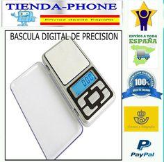ENVIO BALANZA DIGITAL DE PRECISION 0,1Gr - 500Gr. GRAMOS BASCULA PESO CON TAPA