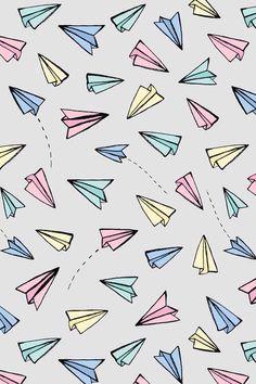 Paper planes ✈️ | We Heart It