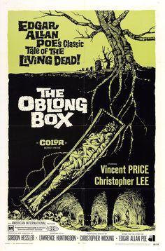 The Oblong Box (1969) directed by Gordon Hessler