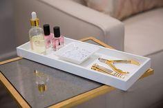 Similar setup as the massage tray