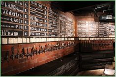 Hay Merchant - Houston's premiere beer-lover's bar. Extensive tap list that is constantly changing. Montrose Blvd and Westheimer