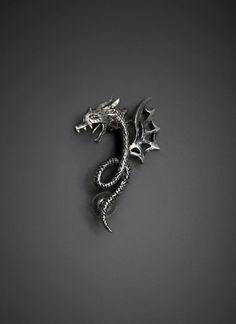 Dragon Ear Cuff   New awesome dragon earrings