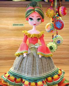 Crochet Fairy, Cute Crochet, Crochet Dolls, Crochet Hats, Play Clothing, Cos Play, Movie Collection, Diy Toys, Fabric Dolls