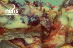 Pizza, Meat, Chicken, Food, Essen, Meals, Yemek, Eten, Cubs