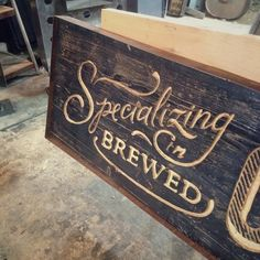 sideshow sign co - makers of hand-crafted custom signage