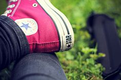 Love this Color :) Converse