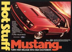 '82 Ford Mustang