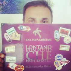 http://instagram.com/ #LontanoNonEsiste Staff #ideeperviaggiare Gianni