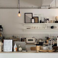 Cafe Interior Design, Cafe Design, Bakery Interior, Cafe Shop, Cafe Bar, Brown Aesthetic, Aesthetic Food, Korean Aesthetic, Korean Coffee Shop