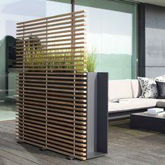 Hersteller: conmoto Erhältlich in 3 Größen Auch ohne Rankgitter erhältlich Design: Carsten Gollnick