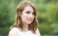 Actress Emma Roberts attends the CHANEL Dinner For NRDC A Celebration Of Art, Nature And Technology held at a private residence  on May 31, 2013 in Los Angeles, California.