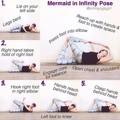 "412 Likes, 74 Comments - Laura Large (@omniyogagirl) on Instagram: ""✨ Peacock Pose Tutorial ✨ 1. Start off in kneeling with the knees spread wide 2. Choose your hand…"""
