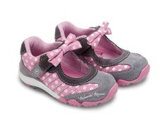 MINNIE MOUSE SRT Shoes by Stride Rite® #DisneyBabyPackNPin