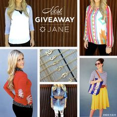 Yes please! I want to win the Nest Boutique giveaway hosted by Jane.com!