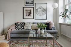 Mooie woonkamer met de perfecte leeshoek | Pinterest