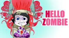 헬로 좀비 by 미미 (호러, 코믹) - 소녀, 좀비를 만나다. 오늘부터 우적우적 흐물흐물 서걱서걱 시작!