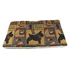 "Pawz Road Fleece Dog/cat Blanket Pet Cushion (S:22.4"" *15.7"")"