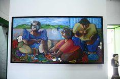 Museu Histórico Barão de Mauá expõe obras de artistas da região