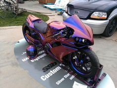 colors Shared by Motorcycle Clothing - Two-Up Bikes . Motorcycle Outfit, Motorcycle Bike, Pulsar Motos, Carros Lamborghini, Custom Sport Bikes, Futuristic Motorcycle, Cool Motorcycles, Triumph Motorcycles, Fancy Cars
