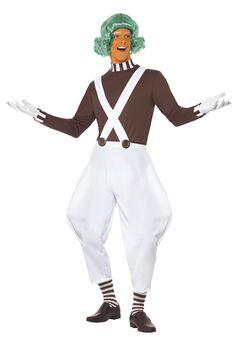 Mens Candy Creator Costume