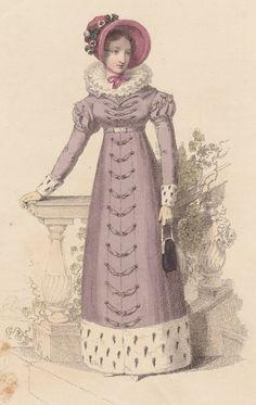NineteenTeen: Fashion Forecast: 1822
