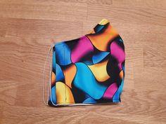Stoffmaske - Mundschutz - Baumwolle - hoher Tragekomfort von upcyclingplastic auf Etsy Vintage, Etsy, Craft Gifts, Masks, Cotton, Schmuck, Vintage Comics