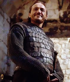 "On days when life gets too stressful I often find myself wondering ""How would Bronn handle this?"" Then I smile make an inappropriate joke and get back to work"