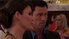 "Burn Notice 3x14 ""Partners in Crime"" - Michael Westen (Jeffrey Donovan) & Fashion Critic (Shannon Gartman)"