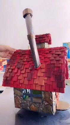 Diy Crafts Hacks, Diy Crafts For Gifts, Diy Home Crafts, Diy Arts And Crafts, Diy Crafts Videos, Creative Crafts, Diy Videos, Cool Paper Crafts, Paper Crafts Origami