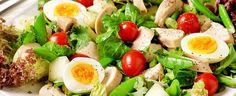 DAGENS RETT: Kyllingsalat er alltid populært - Aperitif.no